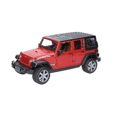 Rotaļu apvidus auto, Jeep Wrangler Unlimited rubicon