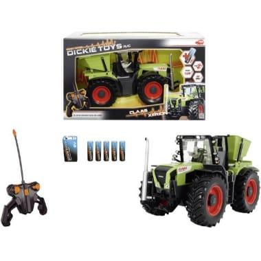 Rotaļu traktors ar pulti, Claas Xerion RTR