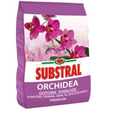 Augsne orhidejām Substral, 3 L