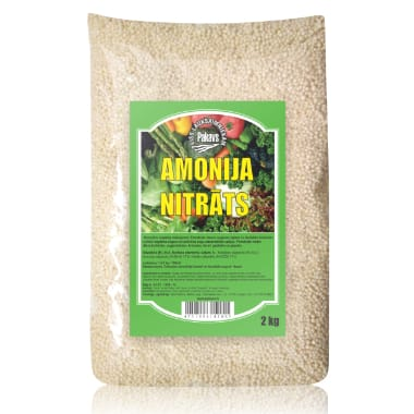 Amonija nitrāts 34.4%, 2 kg