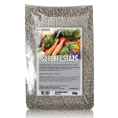 Superfosfāts, 2 kg