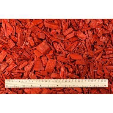 Sarkana koka skaidu mulča, 50 L