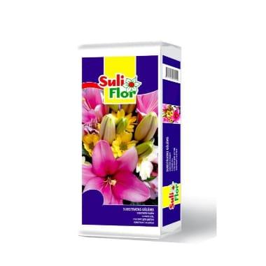 Augsne puķēm Suliflor, 10 L