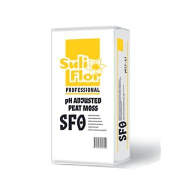 Kūdras substrāts SF0 neitralizēts (0-20mm), 70 L