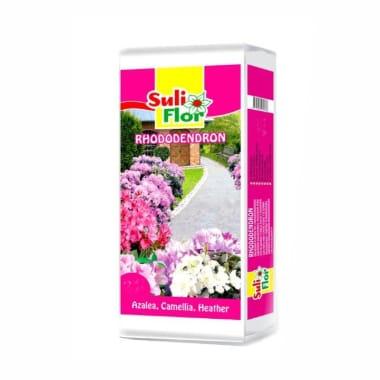 Kūdra rododendriem Suliflor, 20 L