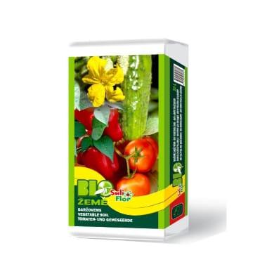 BIO Suliflor dārzeņiem, 20 L