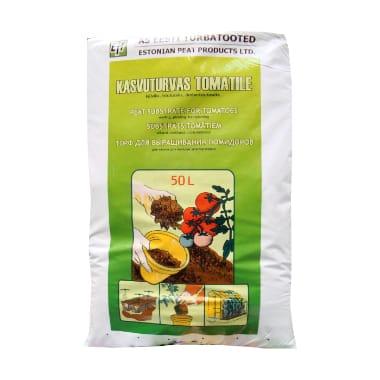 Igauņu kūdra tomātiem, 50 L