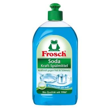 Trauku mazgāšanas līdzeklis ar sodu, Frosch, 500 ml
