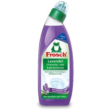 Tualetes tīrīšanas līdzeklis ar lavandu, Frosch, 750 ml