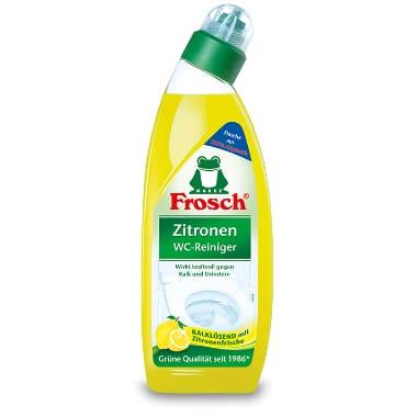 Tualetes tīrīšanas līdzeklis ar citronu, Frosch, 750 ml