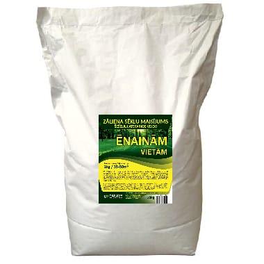 Zāliena sēklu maisījums ēnainām vietām, 10 kg
