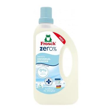 Universāls tīrīšanas līdzeklis Zero Frosch, 750 ml