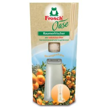 Gaisa atsvaidzinātāja komplekts Apelsīnu birzs, Frosch, 90 ml