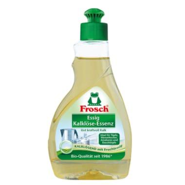 Esence kaļķakmens noņemšanai ar etiķi, Frosch, 300 ml