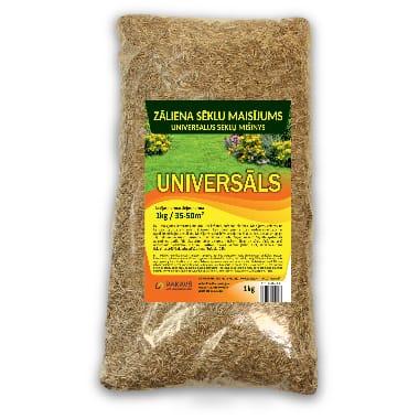 Zāliena sēklu maisījums Universāls, 1kg