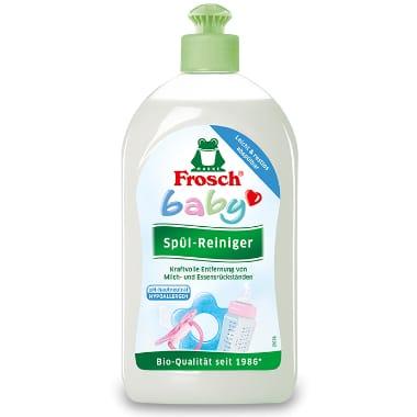 Bērnu trauku mazgāšanas līdzeklis Frosch, 500 ml