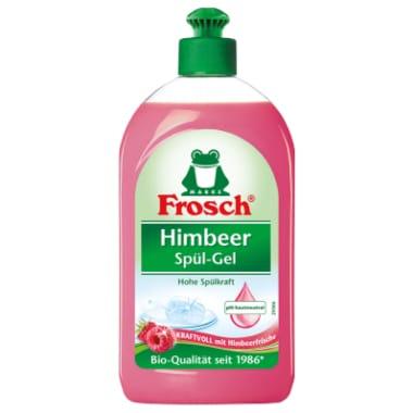 Trauku mazgāšanas gēls ar aveņu ekstraktu, Frosch, 500 ml