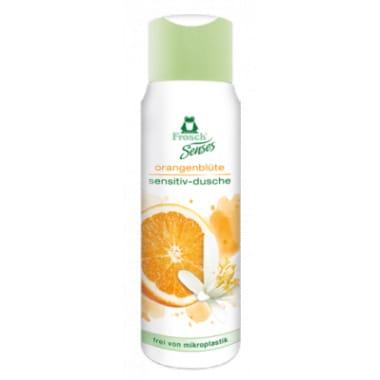 Dušas želeja ar apelsīnu ekstraktu, Frosch, 300 ml