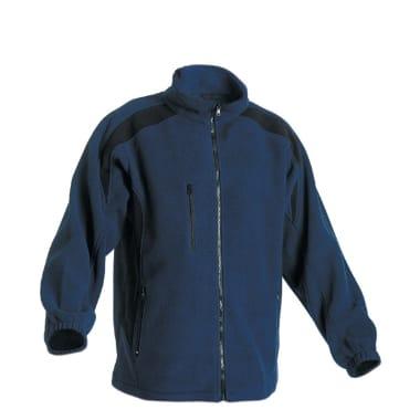 Flīsa jaka Tenrec zila