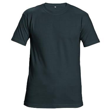 T-krekls Teesta tumši pelēks