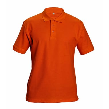 Polo krekls oranžs DHANU