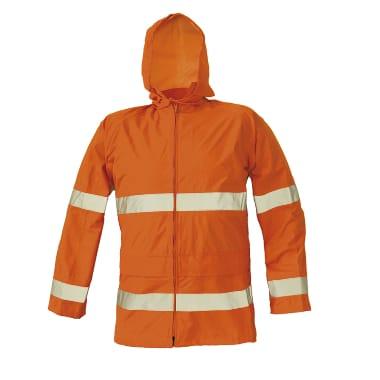 Lietus jaka Gordon oranža