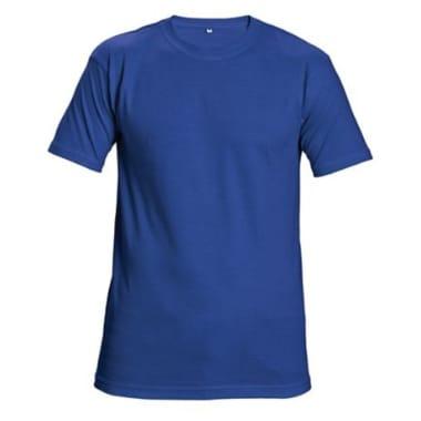 T-krekls Teesta zils