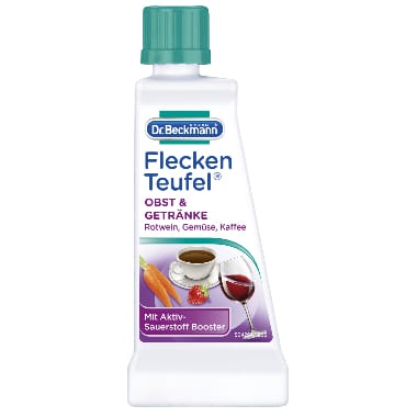 Traipu tīrīšanas līdzeklis pārtikai un dzērieniem, Dr.Beckmann, 50 ml