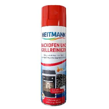 Grila un cepeškrāsns tīrīšanas gēls Heitmann, 500 ml