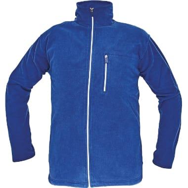 Flīsa jaka Karela tumši zila