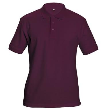 Polo krekls DHANU bordo