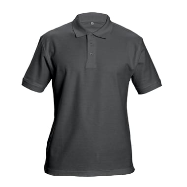 Polo krekls DHANU tumši pelēks