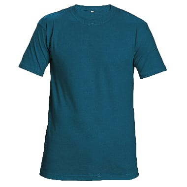 T-krekls Teesta tumši zaļš
