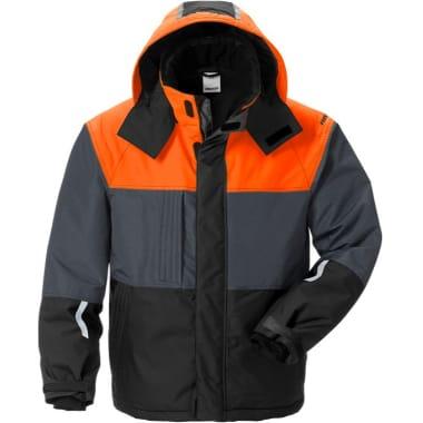 Ziemas jaka Airtech 4916 Fristads, melna-oranža