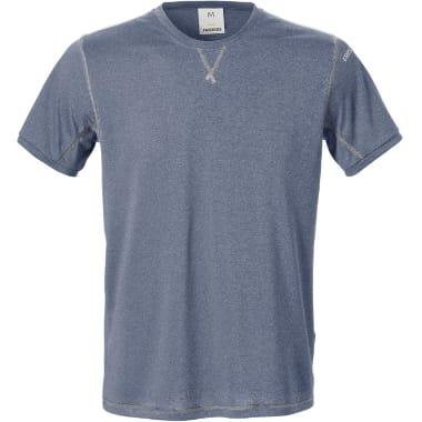T-krekls 7455 Fristads, zils