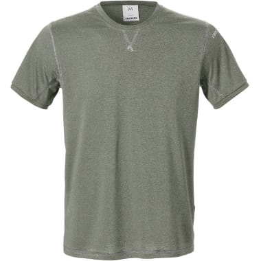 T-krekls 7455 Fristads, zaļš