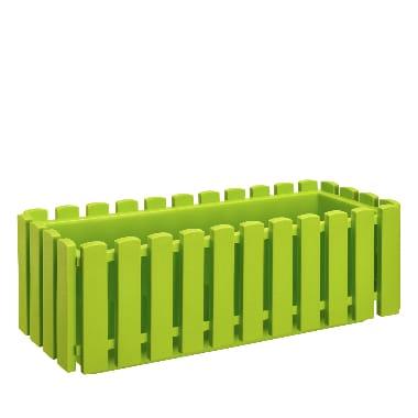 Balkona kaste Fency, zaļa, 50 cm