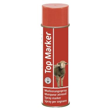 Marķēšanas aerosols aitām sarkans, Kerbl 500 ml