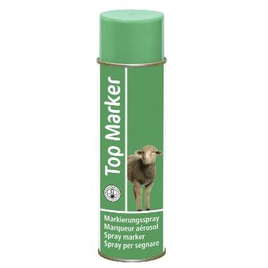 Marķēšanas aerosols aitām zaļš, Kerbl 500 ml
