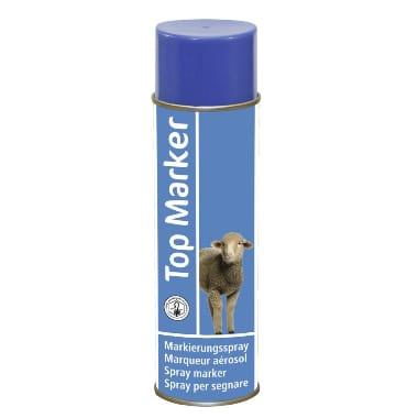 Marķēšanas aerosols aitām zils, Kerbl 500 ml