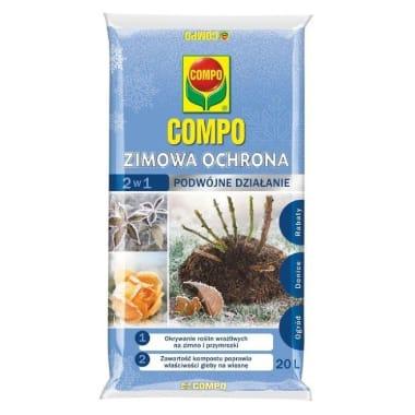 Augsne ziemas aizsargs Compo, 20 L