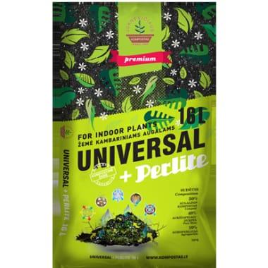 Komposta augsnes maisījums ar perlītu, 16 L