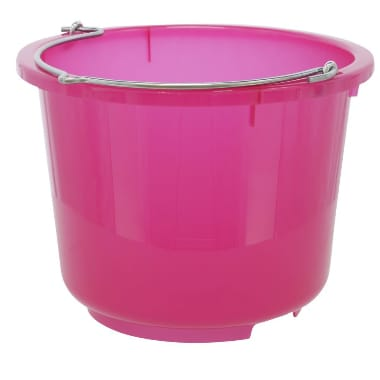 Spainis teļu dzirdināšanai rozā Kerbl, 12 L