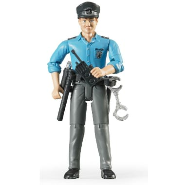 Rotaļu cilvēks - policists