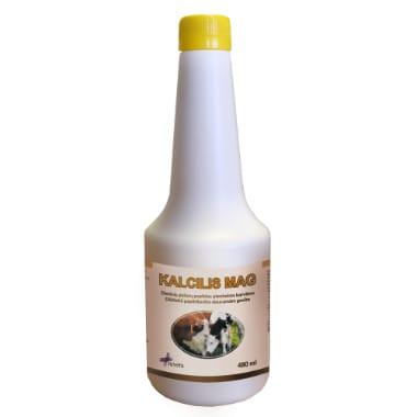 Barības piedeva govīm Kalcilis MAG, 0,48 L