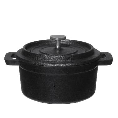 Mazs čuguna katls Maku, 200 ml, Ø 10 cm