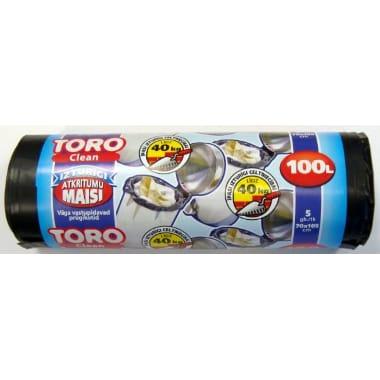 Atkritumu maisi Toro biezi, 100 L, 5 gab.