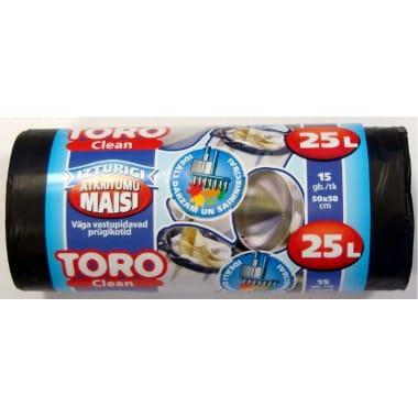 Atkritumu maisi Toro, 25 L, 15 gab.