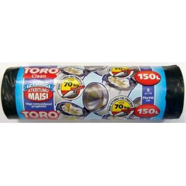 Atkritumu maisi Toro biezi, 150 L, 5 gab.