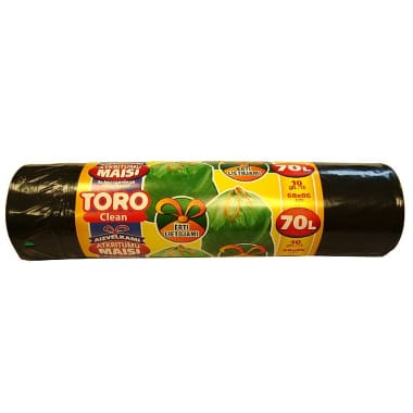 Atkritumu maisi Toro aizvelkami, 70 L, 15 gab.